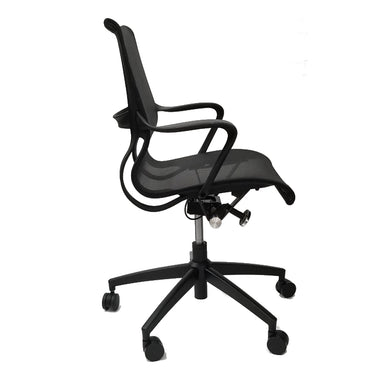 Fine Mod Imports Salam Office Chair, Black