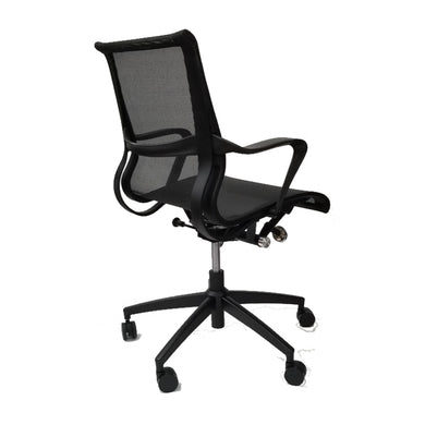 Salam Office Chair, Black