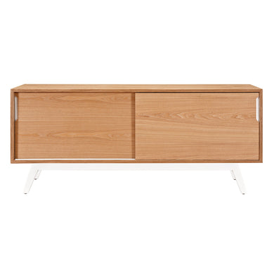 White Elsa Sideboard- Natural