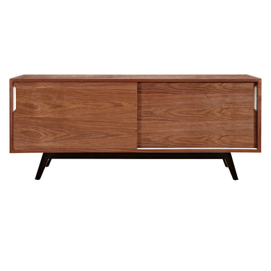 Black Elsa Sideboard - Walnut