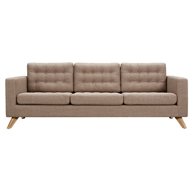 Light Sand Mina Sofa - Natural