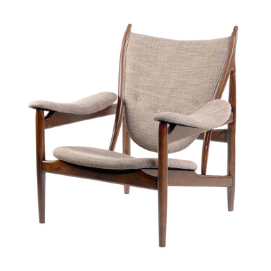 Light Taupe Arne Chair