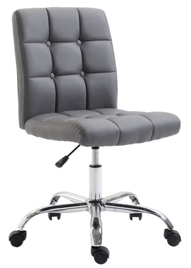 Aria Task Chair in Grey