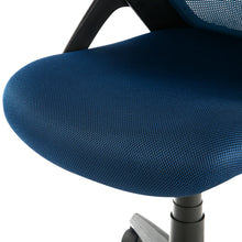 Sadia Office Chair in Mesh, Black