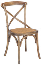 Cafton Crossback Chair in Ash