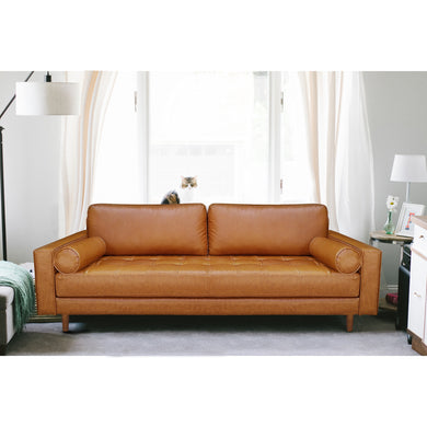 Inga Sofa in Tan