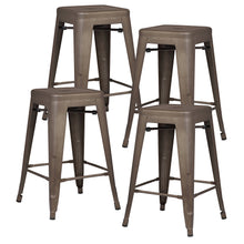 "Trattoria 24"" Counter Height Stool (Set of 4)"