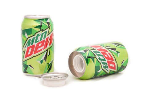 Stash Can Mountain Dew