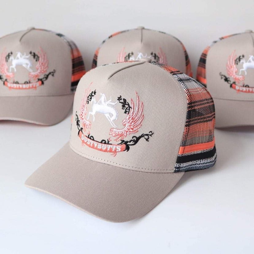 Dustybutts Serape Trucker Cap