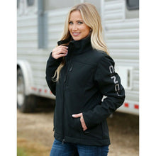 Cinch Women's Concealed Carry Bonded Jacket - Black