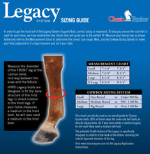 Classic Equine Legacy 2 boots - Blue
