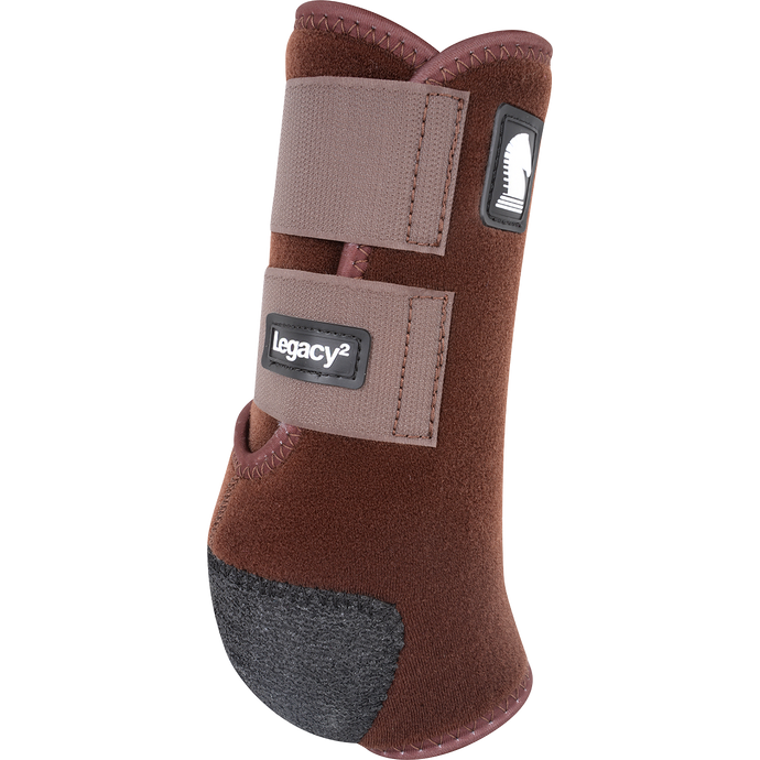 Classic Equine Legacy 2 boots - Chocolate