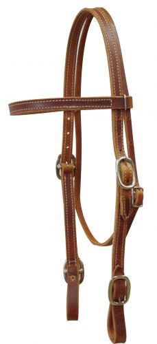 American Harness Leather Bridle