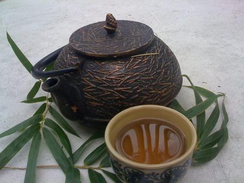 Why Bamboo Leaf Tea?