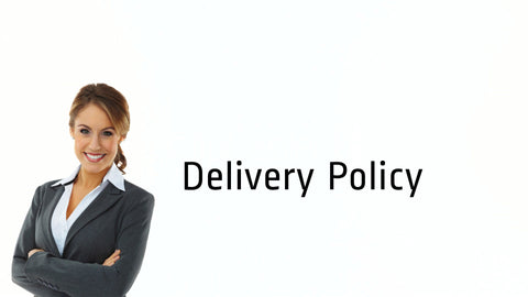 delivery policy - look and passion