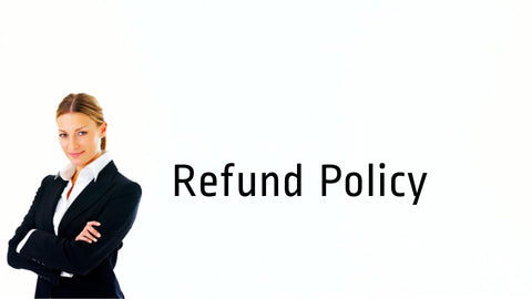 refund policy - look and passion