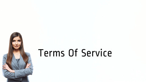 terms of service - look and passion