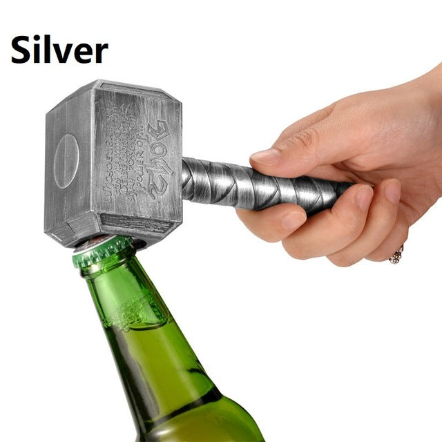 Hammer Of Thor Shaped Bottle Opener🍾🔨
