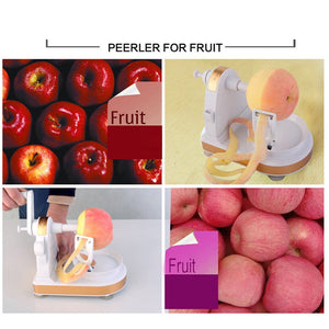 Manual Fruit Peeler Machine 🍏🍐🍎