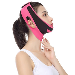V Line Lifting Chin Strap for Women and Men
