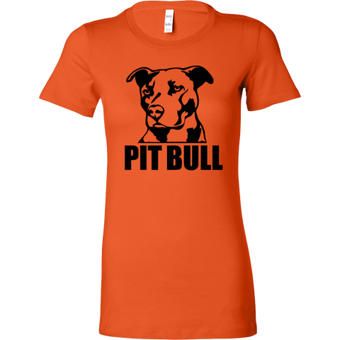 Original Women Pit Bull T-Shirt