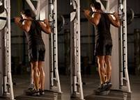 Inspire Athletic Calf Raise