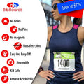 Race Bib Number Holders - Bibboards - I Heart Running