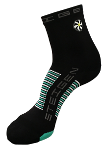 Steigen Socks - 1/2 Length - Black