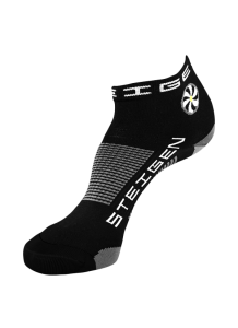 Steigen Socks - 1/4 Length - Black