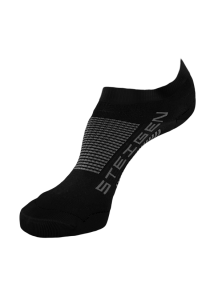 Steigen Socks - Zero Length - Black
