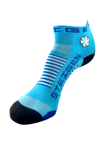 Steigen Socks - 1/4 Length - Breezy Blue