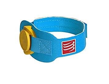 Compressport Timing Chip Strap - Ice Blue -