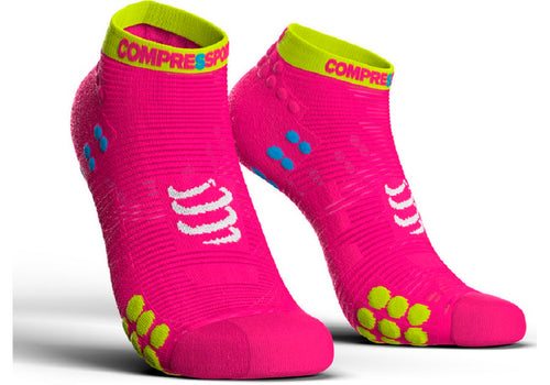 Compressport Pro Racing V3.0 Run Socks Low Cut