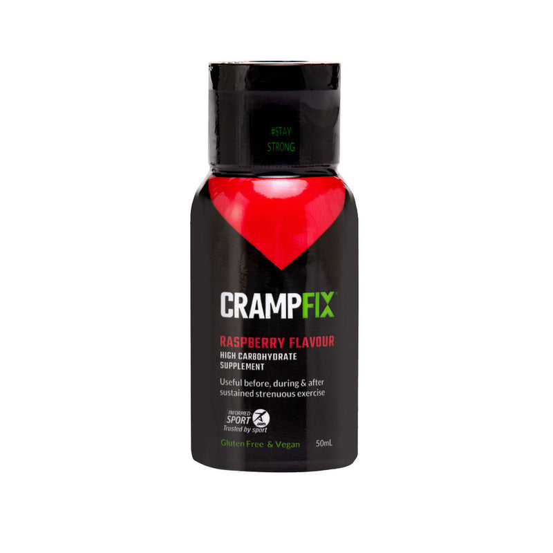 CrampFix 50ml Bottle - Raspberry