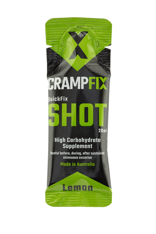 CrampFix Shot 20ml - Lemon