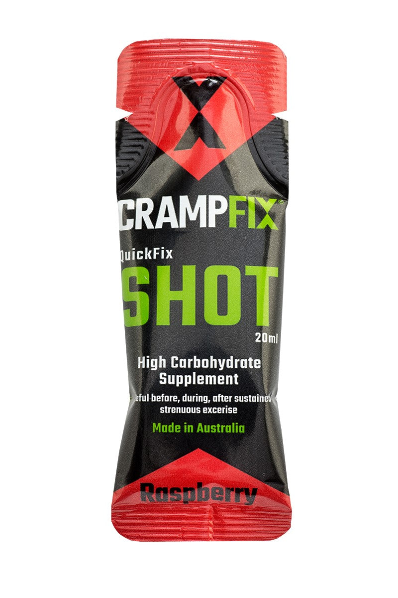 CrampFix Shot 20ml - Raspberry