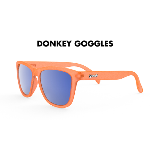 GoodR Sunglasses - The OGs - Donkey Goggles
