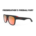 GoodR Firebreather Fireball Fury Sunglasses. These BFG's are made with wider frames, longer arms and bigger lenses.