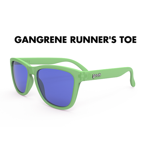 GoodR Sunglasses - The OGs - Gangrene Runners Toe