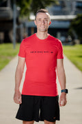 Male Tee - SBR Range - Red