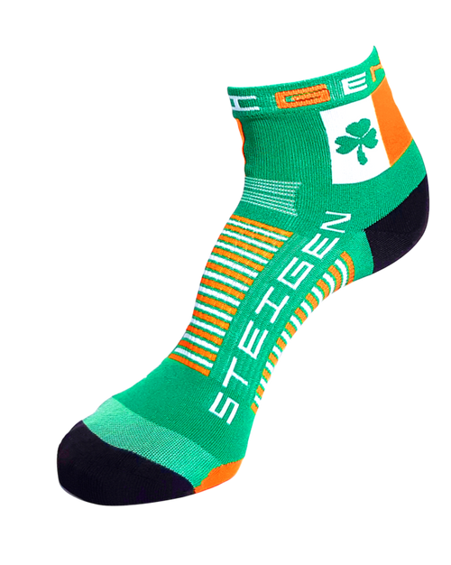 Steigen Socks - 1/4 Length - Irish