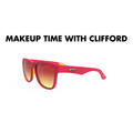 GoodR Make Up Time With Clifford Sunglasses. These BFG's are made with wider frames, longer arms and bigger lenses.
