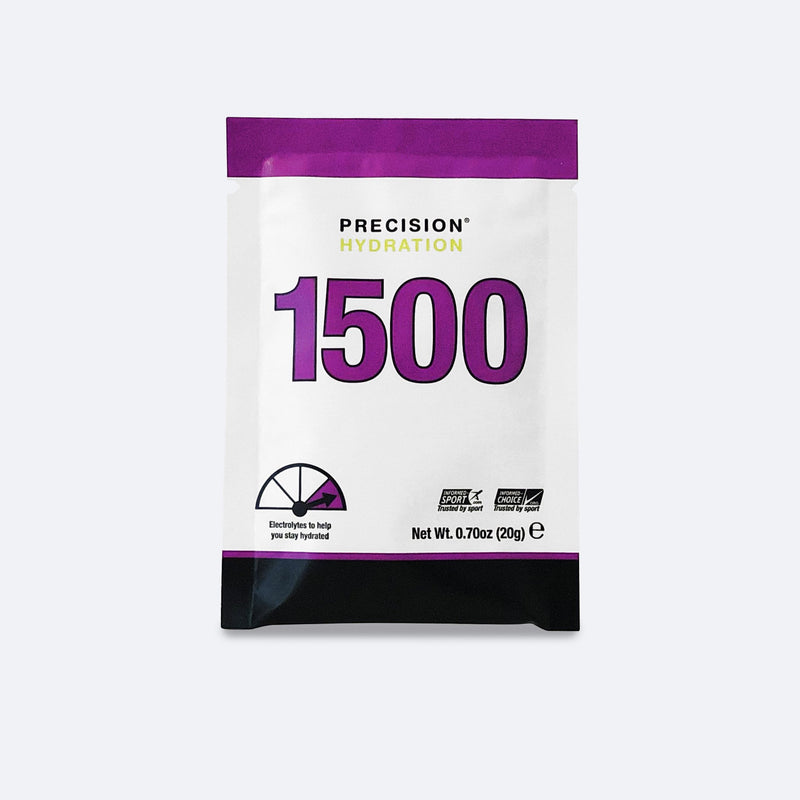 Precision Hydration 1500 all-natural drink mix - Carbs & Electrolyte