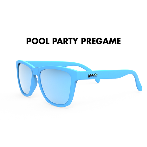 goodr Sunglasses - The OGs - Pool Party Pregame