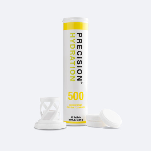 PH 500 low-calorie electrolyte tablets