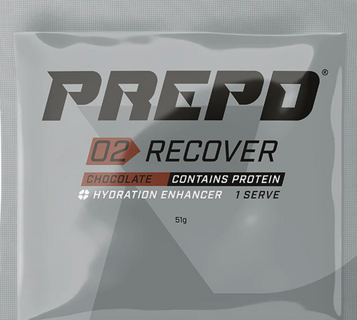 PREPD - 02 Recover - Hydration Enhancer - 1 Serve - Choc OR Vanilla