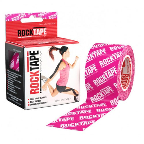 ROCKTAPE - Pink/white