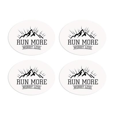 Race Bib Number Holders - Bibboards - Run More - Worry Less