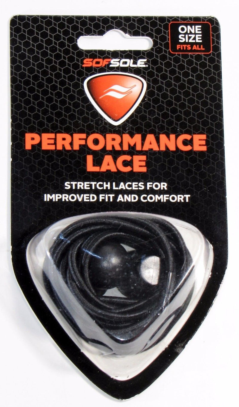 SofSole Elastic Performance Laces