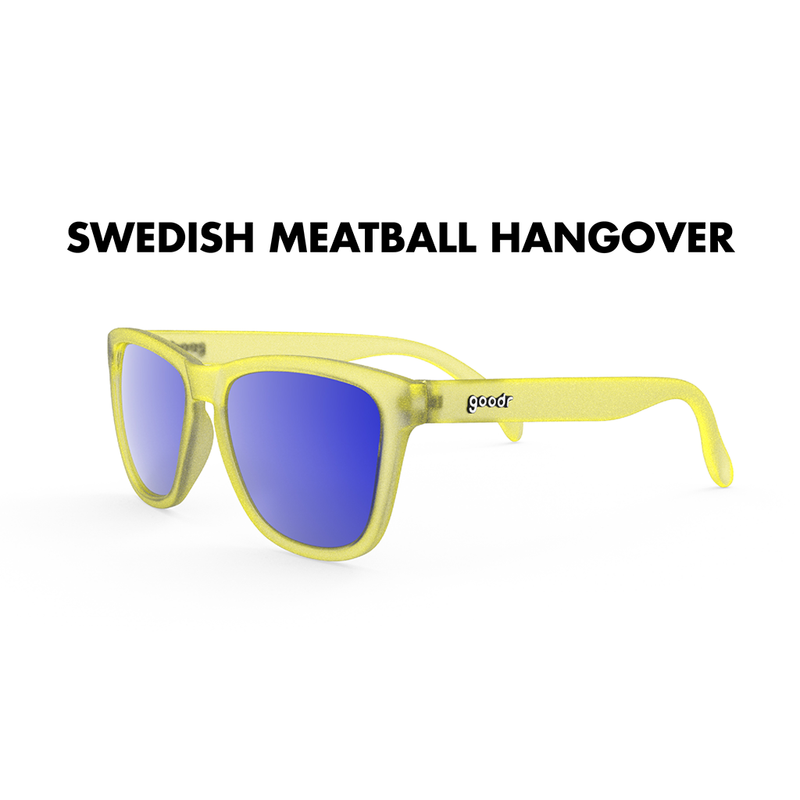 goodr Sunglasses - The OGs - Swedish Meatball Hangover